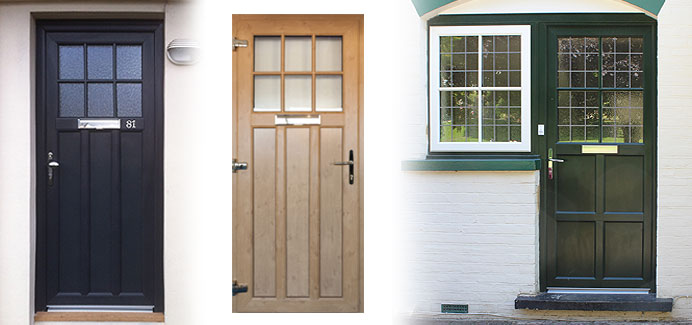 Double Glazed Windows Kent. Timber Replacement Doors & Timber Replacement Doors Kent - From Window Fix Direct