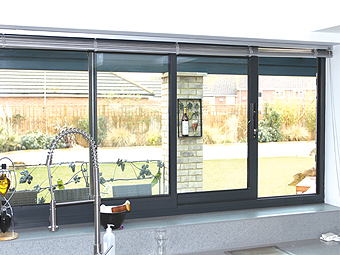 Silver Oak double glazed windows