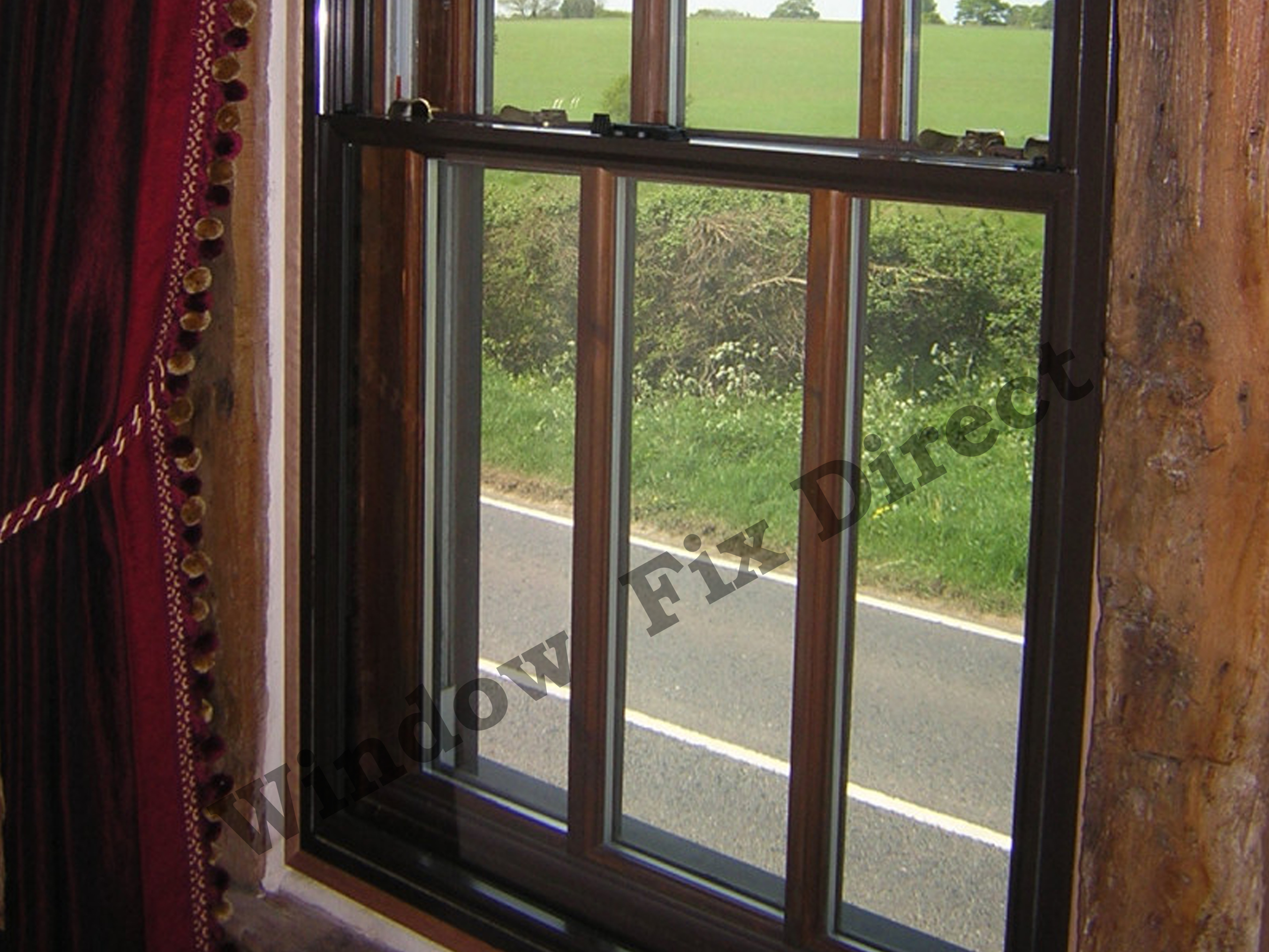 Secondary Glazing Installed In Listed Building